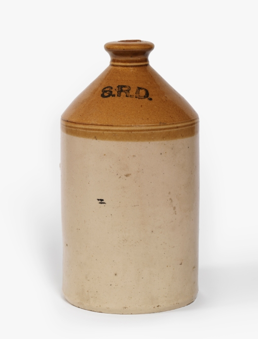 The Iconic Rum Jar from the Service Ration Depot