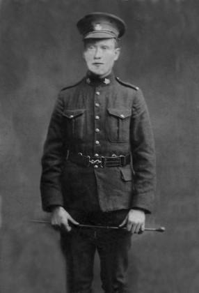 458136 Zinofrey Antonuk Taken at Bramshott 1916