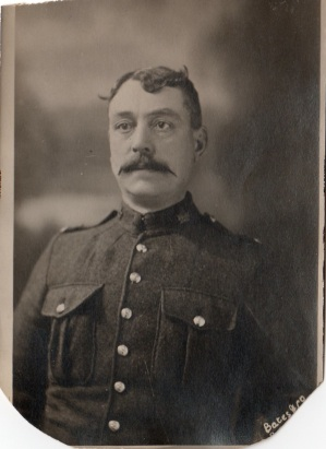 458316 Henry James Manton KIA 16-Sep-1916