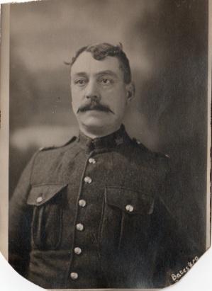 458316 Henry James Manton KIA 16-Sep-1916
